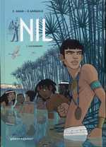 Nil T1 : Les barbares (0), bd chez Vents d'Ouest de Adam, Garguilo