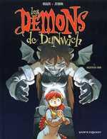 Les démons de Dunwich T1 : Malicieuse Rose (0), bd chez Vents d'Ouest de Baker, Jurion, Uchlinger
