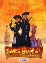 James Boon 07 T1 : Les yeux de W (0), bd chez Bamboo de Gabella, Audibert