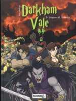Darkham Vale T3 : Vampires et corbeaux (0), comics chez Bamboo de Lawrence