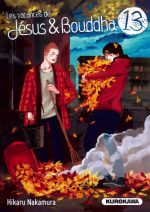Les Vacances de Jésus et Bouddha T13, manga chez Kurokawa de Nakamura