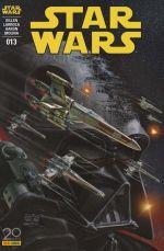 Star Wars (revue Marvel) V1 – V 1, T13 : En bout de course (0), comics chez Panini Comics de Gillen, Aaron, Molina, Gimenez, Larroca, Fiumara, Milla, Delgado, Stewart