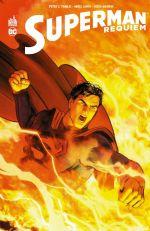 Superman - Requiem, comics chez Urban Comics de Tomasi, Eaglesham, Janin, Eaton, Mahnke, Pelletier, Jimenez, Benes, Morey, Cox, Quintana, Sanchez, Sinclair