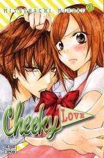 Cheeky love T2, manga chez Delcourt Tonkam de Mitsubachi