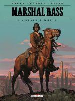 Marshal Bass T1 : Black & White (0), bd chez Delcourt de Macan, Kordey, Desko