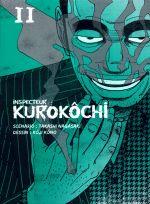 Inspecteur Kurokôchi T11, manga chez Komikku éditions de Nagasaki, Kôno