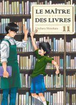Le maître des livres T11, manga chez Komikku éditions de Shinohara