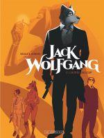 Jack Wolfgang T1 : L'entrée du Loup (0), bd chez Le Lombard de Desberg, Reculé, Reculé