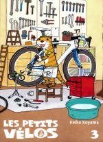 Les petits vélos T3, manga chez Komikku éditions de Koyama