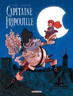 Capitaine Fripouille, bd chez Delcourt de Ka, Alfred