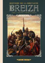 Breizh – Histoire de la Bretagne T2 : Une nouvelle terre (0), bd chez Soleil de Jigourel, Jarry, Seurre-le bihan