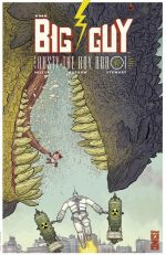 Big Guy and Rusty the Boy Robot, comics chez Glénat de Miller, Darrow, Stewart