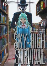 Sky-high survival T6, manga chez Kana de Miura, Oba