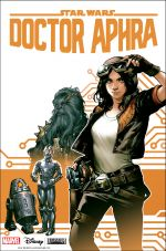 Star Wars - Docteur Aphra : Free Comic Book Day France (0), comics chez Panini Comics de Gillen, Walker, Fabela, Shirahara