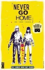 Never Go Home : Free Comic Book Day France (0), comics chez Glénat de Rosenberg, Kindlon, Hood