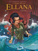 Ellana T2 : La voie des Marchombres (0), bd chez Glénat de Bottero, Lylian, Martin, Chevallier