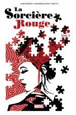 La Sorcière Rouge T2 : Le tour du monde en magie (0), comics chez Panini Comics de Robinson, Jones, Zama, Wu, Lotay, Sauvage, Vicente, Rosenberg, Herring, Aja