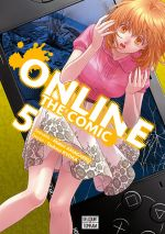 Online the comic  T5, manga chez Delcourt Tonkam de Amagaeru, Kyoka
