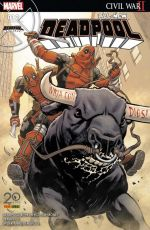 All-New Deadpool (revue) T12 : C'est pas toi qui commandes (0), comics chez Panini Comics de Warren, Posehn, Jillette, Duggan, Bunn, Level, Hawthorne, Coello, Koblish, Sotomayor, Guru efx, Bellaire, Rosenberg, Kinnaird