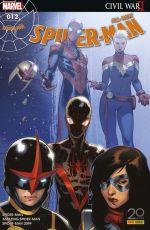 All-New Spider-Man T12 : Echange de bons procédés (0), comics chez Panini Comics de David, Bendis, Slott, Sliney, Leon, Camuncoli, Garron, Rosenberg, Gracia, Keith, d' Armata, Pichelli
