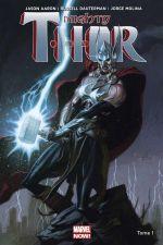 Mighty Thor T1 : La déesse du tonnerre (0), comics chez Panini Comics de Aaron, Dauterman, Molina, Wilson, Robinson