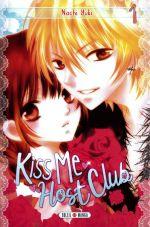 Kiss me host club T1, manga chez Soleil de Nachi