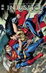 Injustice - Les Dieux sont parmi nous T7 : Année 4 - 1re partie (0), comics chez Urban Comics de Buccellato, Miller, Xermanico, Derenick, Redondo, Nanjan, Lokus, Cinar
