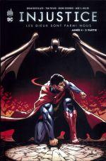 Injustice - Les Dieux sont parmi nous T8 : Année 4 - 2e partie (0), comics chez Urban Comics de Buccellato, Taylor, Redondo, Derenick, Miller, Xermanico, Lokus, Nanjan