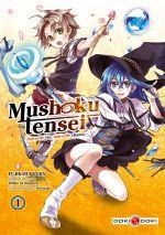 Mushoku tensei T1, manga chez Bamboo de Rifujin na magonote, Fujikawa