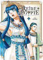 Reine d'Egypte T2, manga chez Ki-oon de Inudoh