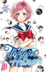 Takane & Hana T6, manga chez Kazé manga de Shiwasu