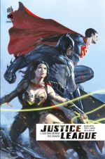 Justice League Rebirth T1 : Les machines du chaos (0), comics chez Urban Comics de Hitch, Daniel, Merino, Sinclair, Morey, Dell'otto