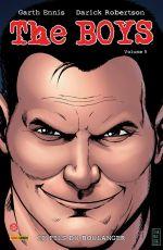 The Boys T5 : Le fils du boulanger (0), comics chez Panini Comics de Ennis, Burns, McCrea, Robertson, Braun, Aviña