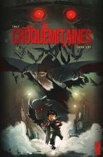 Croquemitaines T2, comics chez Glénat de Salvia, Djet