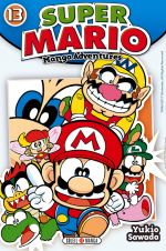 Super Mario T13, manga chez Soleil de Sawada