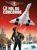 Gilles Durance T3 : Le vol du concorde (0), bd chez Paquet de Callixte