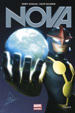 Nova (2013) T6 : Retrouvailles (0), comics chez Panini Comics de Duggan, Baldeon, Curiel, Cheeps