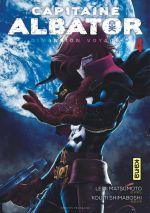 Capitaine Albator Dimension voyage T4, manga chez Kana de Matsumoto, Shimaboshi