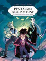 Benjamin Blackstone T2 : La Mystérieuse Odyssée de la clé perdue (0), bd chez Casterman de Rivière, Perge, Casado
