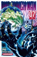 One-Punch Man T7 : Le combat (0), manga chez Kurokawa de One, Murata
