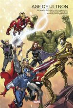 Marvel Events : Age of Ultron (0), comics chez Panini Comics de Bendis, Peterson, Hitch, Pacheco, Villarrubia, Mounts