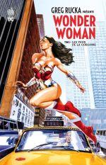 Greg Rucka présente Wonder Woman T2 : Les yeux de la Gorgone (0), comics chez Urban Comics de Rucka, Phillips, Raiz, Johnson, Sadowski, Stewart, Horie, Mulvihill, Horie, Jones