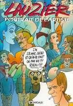 Lauzier T4 : Portrait de l'artiste (0), bd chez Dargaud de Lauzier