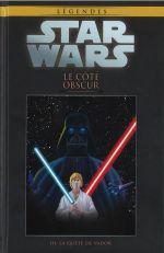 Star Wars Légendes – Dark Side, T3 : Le côté obscur - La quête de Vador (0), comics chez Hachette de Macan, Gibbons, McKie