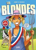 Les blondes T26 : À la campagne (0), bd chez Soleil de Gaby, Dzack, Guillo