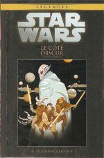 Star Wars Légendes T4 : Le côté obscur  Le Général Grievous (0), comics chez Hachette de Dixon, Leonardi, Marangon