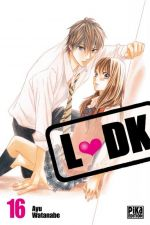 L-DK T16, manga chez Pika de Watanabe