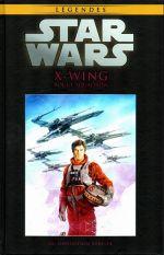 Star Wars Légendes T64 : X-Wing Rogue Squadron - Opposition rebelle (0), comics chez Hachette de Baron, Stackpole, Nunis, David