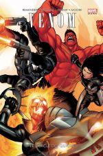 Anti-Venom T3 : Le cercle des quatre (0), comics chez Panini Comics de Williams, Remender, Parker, Moore, Takeda, Medina, Garbett, Tedesco, Gracia, Staples, Fabela, Schwager, Sanchez Amara, Caselli