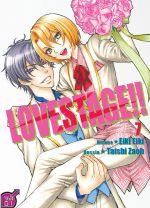 Love stage T7, manga chez Taïfu comics de Eiki, Zaou